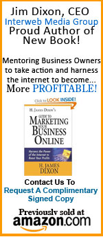 Jim Dixon Business Mentoring Book Promo