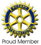 Proud Member of Lansing Michigan Rotary